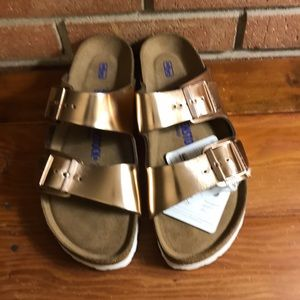 Birkenstock Arizona sandals 40 9 Narrow